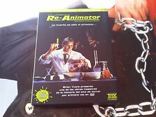 RE-ANIMATOR 3 dvd re animator REANIMATOR Stuart Gordon descatalogado 1985