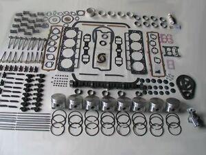 Deluxe Engine Rebuild Kit 1958 58 Lincoln 430 V8 NEW
