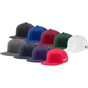 Under Armour UA Baseball Hat, Golf, Size M/L, L/XL, XL/XXL, FLAT BILL Cap