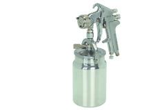 32 oz. Automotive Siphon Feed Air Spray Gun Auto Body Paint Shop Pattern Control
