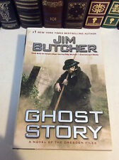 Ghost Story (Hardcover) - Jim Butcher - Bk 13 of the Dresden Files