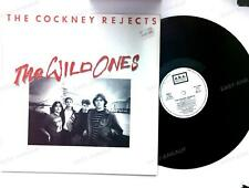 The Cockney Rejects-The Wild Ones GER LP 1982 + INSERT hardrock/2