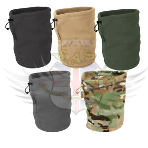 VIPER COLD WEATHER FLEECE TACTICAL NECK GAITER,V CAMO,BLACK OLIVE GREEN ONE SIZE
