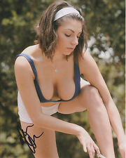DARCIE DOLCE Adult Video Star SIGNED 8X10 Photo c
