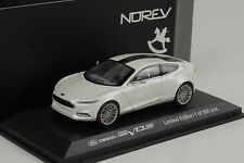 Ford evos concept nuremberg Toy Fair 2014 juguetes feria 1:43 norev Dealer