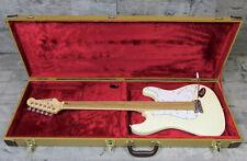 Career Stage-1 E-Gitarre Vintage White inkl. Koffer Guitar