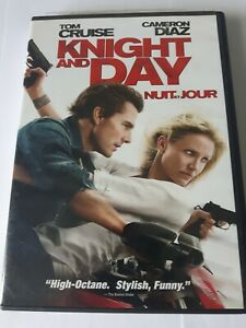 Knight And Day DVD Movie Widescreen 2010 Good Condition