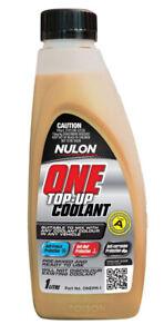 Nulon One Coolant Premix ONEPM-1 fits Fiat X 1/9 1.3, 1.5