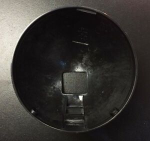 Head light / front lamp base black for Keeway Superlight 125