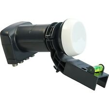 QUAD LNB BRAND NEW 4 WAY FOR SKY+ FREESAT HD 3D SKY PLUS NC+ POLSAT CYFROWY