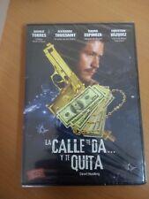 LA CALLE TE DA Y TE QUITA street hustling HAROLD TORRES ISAURA ESPINOZA DVD