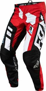 Fox Racing Demo DH Divizion Pant Red