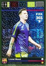 2016 Panini Adrenalyn FIFA 365 EXCLUSIVE Lionel Messi LIMITED EDITION JUMBO XXL