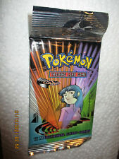 Pokemon Gym Challenge Booster Pack Pokemon Cards FACTORY SEALED