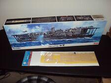 Fujimi 1/350 Scale IJN Aircraft Carrier KAGA + Extras (Wood Deck, PE) - Open Box