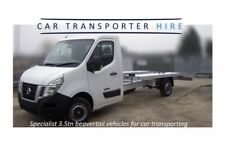CAR RECOVERY TRUCK FOR HIRE SELF DRIVE £105 PER 24 HOUR DRIVE ON A CAR LICENSE