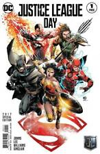 JUSTICE LEAGUE DAY SPECIAL EDITION #1