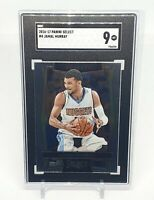 2016-17 Panini Select #4 Jamal Murray Rookie RC SGC 9 Mint Nuggets Comp PSA BGS