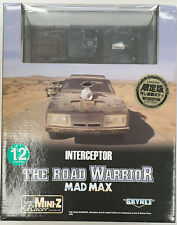 "Kyosho Mini-z Mad Max Interceptor ""Dirty"" readyset NEU! LIMITED EDITION! SELTEN!"