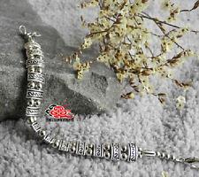 NEW Fashion Jewelry beautiful Tibet silver handmade bracelet