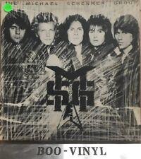 Michael Schenker Group MSG 1981 Vinyl [CHR1336] Rock Vg+ Con