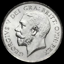 1923 SHILLING George V Uncirculated Lustrous ESC 3818