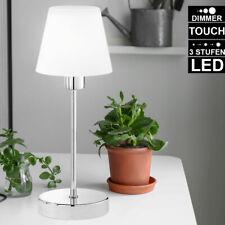 Lampe de table à écrire LED Dimmer tactile Salon Lampe de lecture verre FILAMENT