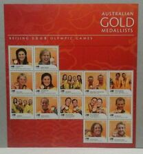 Olympics Australian Stamp Plate Blocks & Multiples