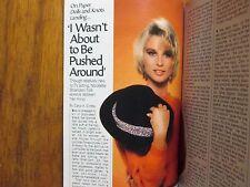 Ja-1987 TV Guide(NICOLLETTE SHERIDAN/KNOTS LANDING/THE TORTELLIS/CARLENE WATKINS