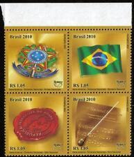 Le Brésil NEUF sans charnière 2011 America UPAEP-mail boxes