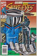 GI JOE#139 VF 1993 NEWSTAND EDITION MARVEL COMICS