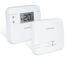 SALUS RT310RF ELECTRONIC ROOM THERMOSTAT *FOC 1MTR CABLE*