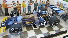 Carousel 1 Mark Donohue race car 1972 Indianapolis 500 Winner McLaren M16 B offy
