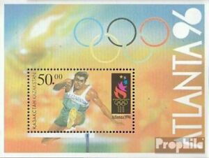 kazakhstan block5 unmounted mint / never hinged 1996 Olympics Games the Modern