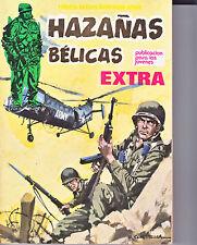 HAZAÑAS BELICAS EXTRA RETAPADO Nº 5 1983