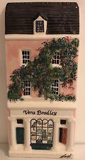 Hazle Ceramics Nation of Shopkeepers Very Rare Vera Bradley Store Excellent!