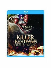 Killer Klowns From Outer Space Blu-ray Free Shipping