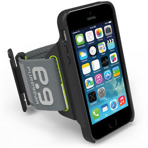 PureGear Sports Armband with Dry Flex for Apple iPhone 5 / 5S / 5C all colors