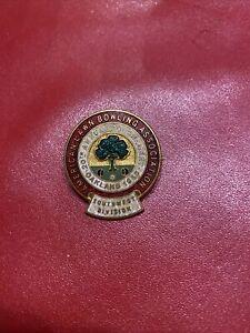 American Lawn Bowling Association Pin Badge