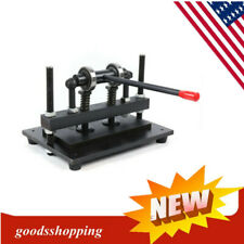 Leather Craft Tools Manual Leather Cutting Machine Die Cut & Embossing Machines