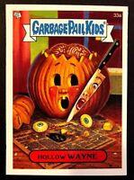 Topps Garbage Pail Kids 2005 GPK ANS 4 #33a Hollow WAYNE NrMint-Mint