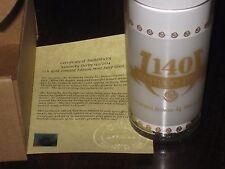 2014 KENTUCKY DERBY GOLD  GLASS # 335 Of 1000