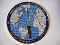Middle Eastern Crytologic Center NSA CSS Syria Iraq Africa SIGINT Challenge Coin
