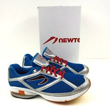 Newton Men's Sneakers Gravity Neutral Trainer Size 10 Running Blue Mesh 00110