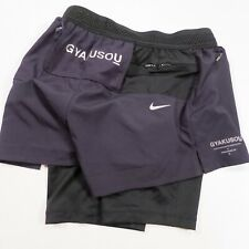 $110 Women's Nike x Undercover Gyakusou  Shorts - Size L - Purple-  NWT - RARE