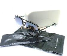 NWT MARC JACOBS MARC 7/S-TWL(FU) Unisex Grey silver Aviator Sunglasses 58-14-140