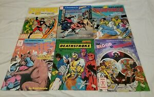 Hero Games Champions Role Playing Game - lot of 6 books, All in Good Condition