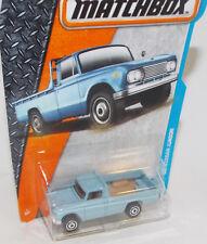 Matchbox Die Cast 1962 Nissan Junior Pickup Truck in Lt Blue NEW SEALED
