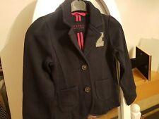 ESPRIT Kids Girl's Jacket Blazer  - Navy - 4-5 years