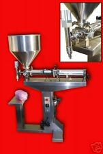 Piston Filler -NEW- 100ml - 1 liter - stainless